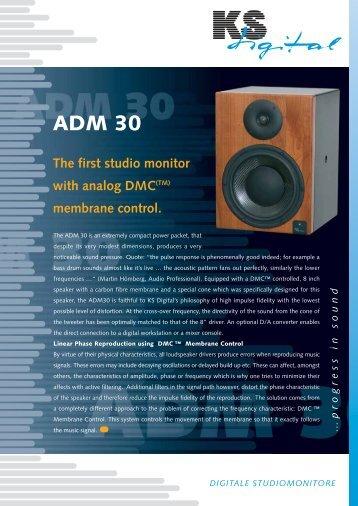 Line-Master ADM 30 - KSdigital