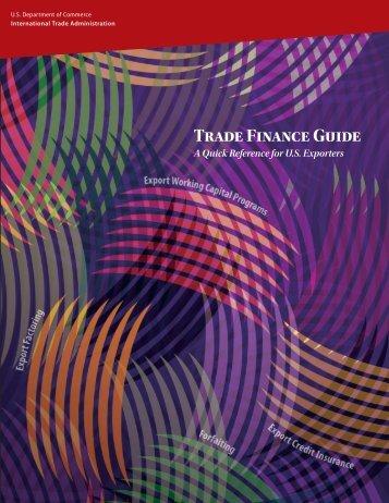 Trade Finance Guide - Export.gov