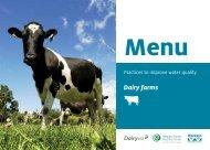 Dairy farms - Waikato Regional Council