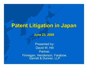patmlca m Hill speaker15A 6-26.pdf - Law Seminars International