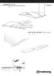 Infusions Canopy - Armstrong
