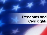 Unit 7- Freedoms.pdf - Spartanburg County School District One