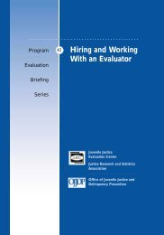 Hiring and Working With an Evaluator