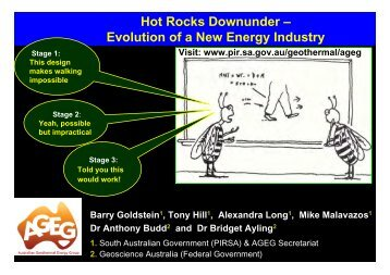 Hot Rocks Downunder - PIRSA - SA.Gov.au