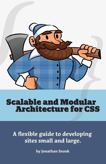 { }Scalable and Modular Architecture for CSS