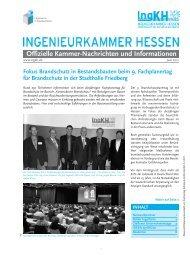 Juni 2011 - Ingenieurkammer Hessen