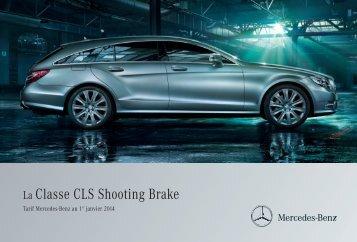 10 - CLS_Shooting_Tarifs - Mercedes-Benz France