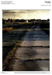 CARNETS DE VOYAGE Eternelle Route 66 - Le blog de ...