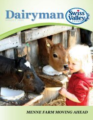 August 2009 - Swiss Valley Farms