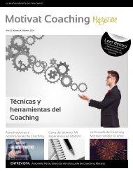 Motivat Coaching Magazine Núm. 4 - Año 2014