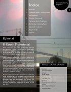 Motivat Coaching Magazine Núm. 4 - Año 2014 - Page 3