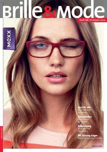 Heft 68 | Frühjahr 2012 Nerd für alle Sonnenbrillen ... - Cazal Eyewear