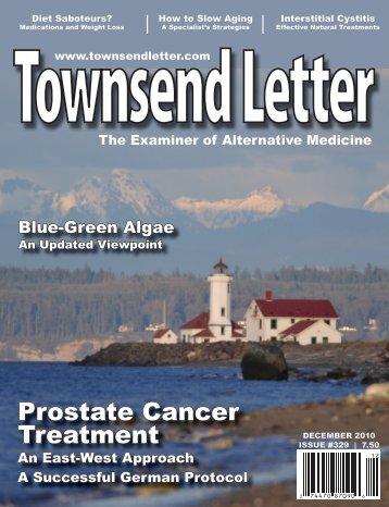 Prostate Cancer Treatment - Stemtech International, Inc.