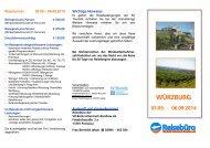 Detailierte Reiseinformationen - Reisebüro der VR-Bank Uckermark ...