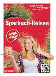 Sparbuch-Reisen - 01.2014