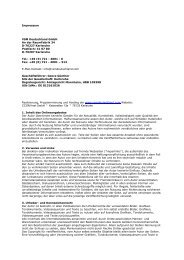 CCOM-Inet GmbH * Kaiserallee 13a * 76133 Karlsruhe