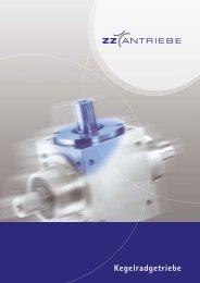 Kegelradgetriebe - ZZ-Antriebe GmbH