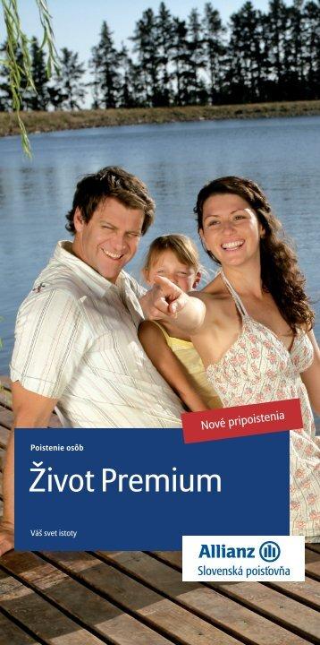 zivot premium print:moje konto - Poziadavka.sk