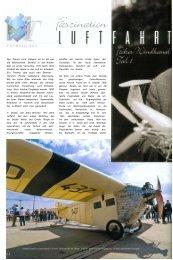 Der Traum vom Fliegen ist so alt wie die ... - Focke-Windkanal
