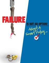 Lanyard Failure Flyer-flat - Miller Fall Protection
