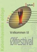 Københavnske Øldage 19. - 21. maj 2006 Valby Hallen ® - Danske ... - Page 4