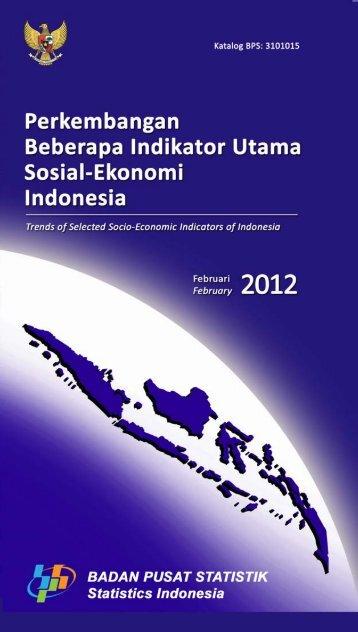 Edisi Februari 2012 - Badan Pusat Statistik