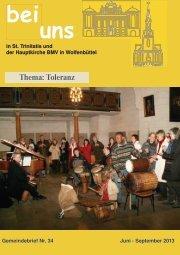 Gemeindebrief 34-compressed.pdf, Seiten 1-32 - Evangelische ...