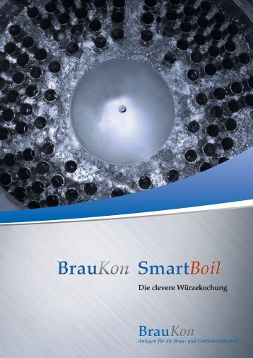 Download - Prospekt SmartBoil - BrauKon GmbH