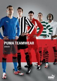 PUMA TEAMWEAR - This domain has  been registered by BT