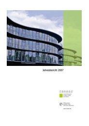 Jahresbericht 2007 - Forschungszentrum caesar