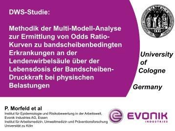Multi-Modell-Analyse