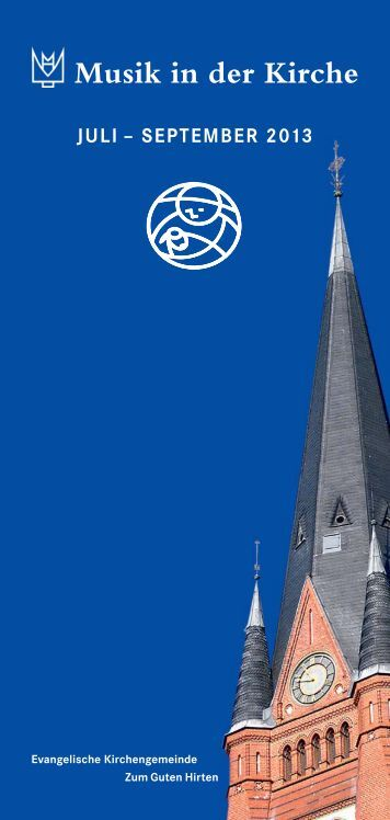 Musik in der Kirche - Evangelischer Kirchenkreis Berlin-Schöneberg