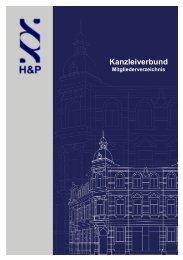 Kanzleiverbund - Prof. Dr. Holzhauser & Partner