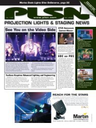 April Issue - PLSN.com