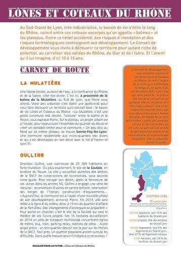 Escale en Lônes et Coteaux du Rhône - pdf - 779 Ko - Grand Lyon
