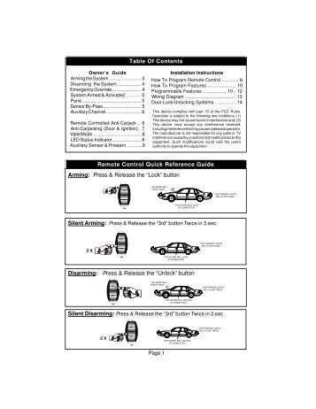 flashpoint car alarm wiring diagram completed