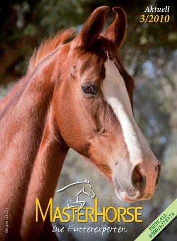 MH Beileger 3_2010 Indien Bel.indd - Die Pferdefutterexperten