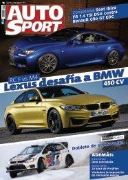 Lexus desafía a BMW