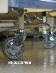 MEDICAL EQUIPMENT - MDA