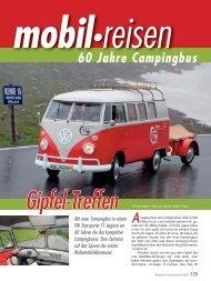 Artikel aus reisemobil International 10/2011 - Reisemobil Interaktiv
