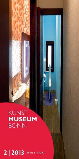 2 | 2013 April bis Juni - Kunstmuseum Bonn