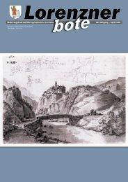 Lorenzner Bote - Ausgabe April 2005 (1,55MB) (0
