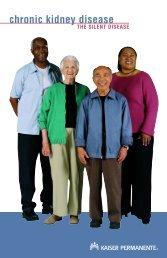 Chronic Kidney Disease: The Silent Disease - permanente.net