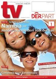 DERPART TV - Ausgabe 03/2014
