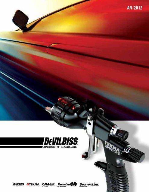 Itw Devilbiss 803054 2.2mm Fluid Tip /& Seal Kit