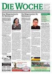 Ausgabe 02/14 - Redaktion + Verlag