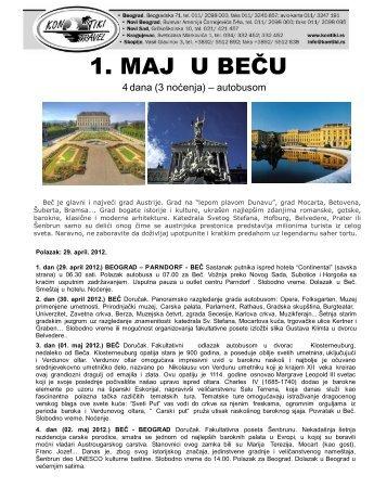BEC 1 maj - Kontiki