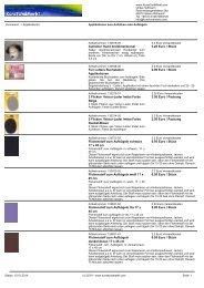 Applikationen zum Aufnähen oder Aufbügeln - KunstUndMarkt ...