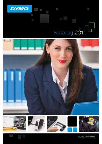 Katalog 2011 - DYMO