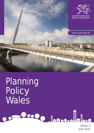 Planning Policy Wales - Brecon Beacons National Park